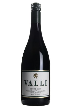 2016 Valli Bannockburn Vineyard Pinot Noir