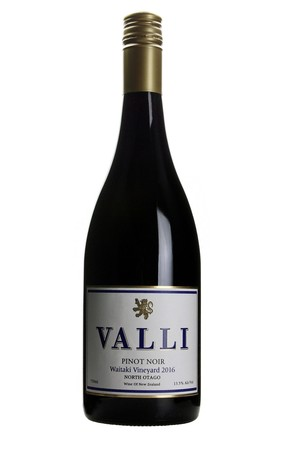 2016 Valli Waitaki Vineyard Pinot Noir